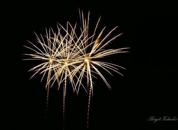 Flammende Sterne I